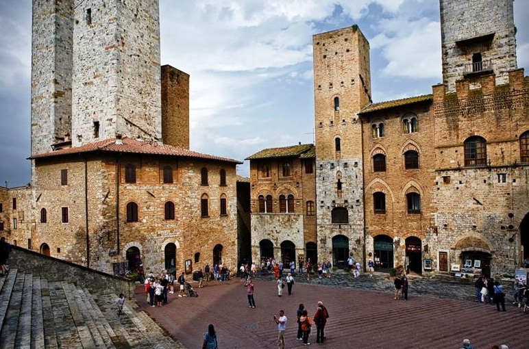San Gimignano tourism destinations