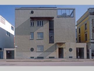 Gio Ponti Casa Laporte, Milano