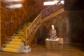 Villa Necchi stair