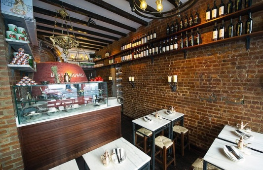 Via Tribunali NYC - I built that! (and the wine list)