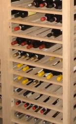 vino - the shelf