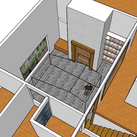 model interior 2